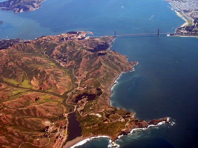Point Bonita, Golden Gate Bridge